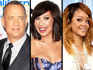 Tom Hanks vs. Rihanna: Who's Cheryl Burke's Biggest Fan?