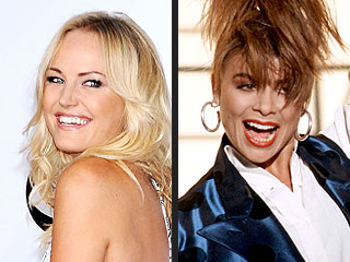 How Did Malin Akerman Break Her Toe over Paula Abdul?