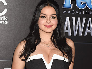 Ariel Winter: It's Challenging to Dress My Body
