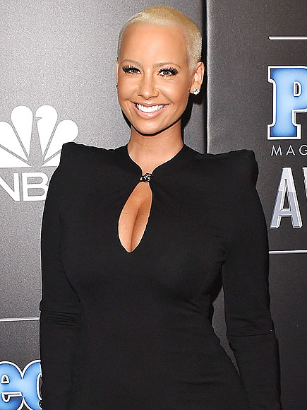 ON BEING SEXUAL – AND A MOM photo | Amber Rose