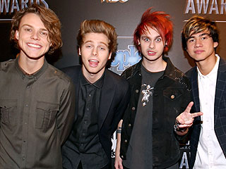 OMG! How 5 Seconds of Summer Fans Broke the Internet During the PEOPLE Magazine Awards