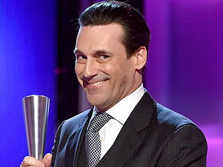 PEOPLE Magazine Awards: Jon Hamm Wins Television Performance of the Year – Actor | Jon Hamm