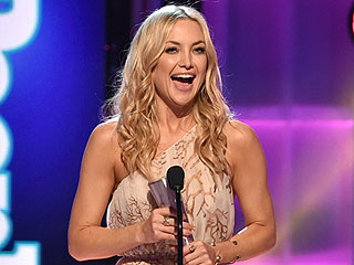 Kate Hudson on Goldie Hawn as Her Role Model: 'She's Kind of Awesome'