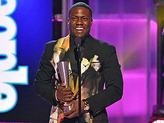 PEOPLE Magazine Awards: What Does Kevin Hart Do to Relax?