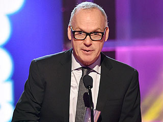 PEOPLE Magazine Awards: Michael Keaton Wins Movie Performance of the Year – Actor