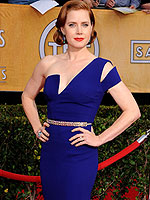 The Best Dressed Stars at the SAG Awards | Amy Adams