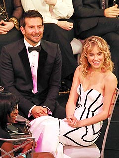 Bradley Cooper Brings Girlfriend Suki Waterhouse to the SAG Awards | Screen Actors Guild Awards 2014, Individual Class