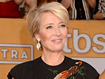 Who Needs Heels? Why Emma Thompson Wore Flats and Vintage to the SAG Awards