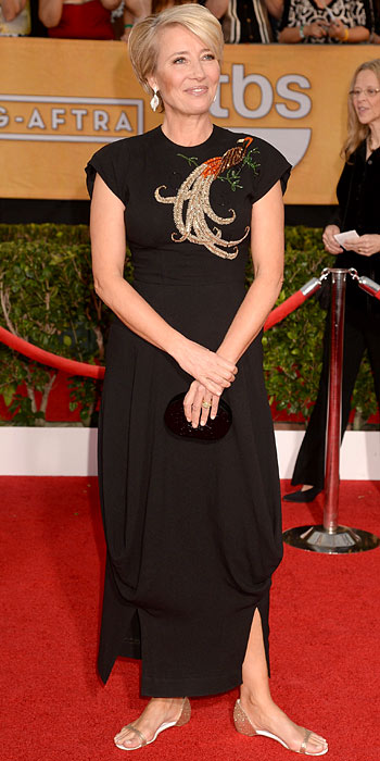 Emma Thompson SAG Awards 2014
