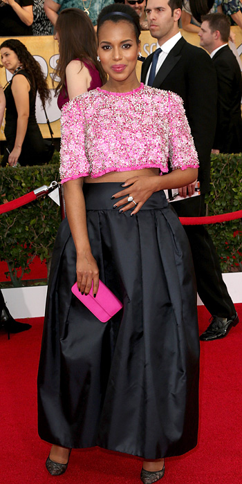 Kerry Washington SAG Awards