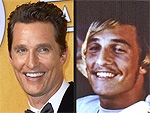 What Was Matthew McConaughey's First Acting Gig?