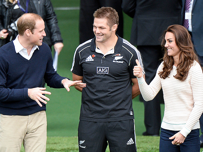 GOOD GAME photo | Prince William