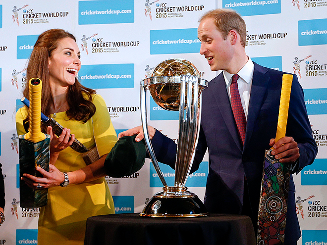Kate middleton prince william prince george in australia people