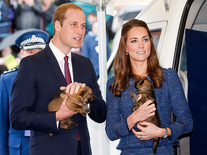 DOG DAY photo | Kate Middleton, Prince William