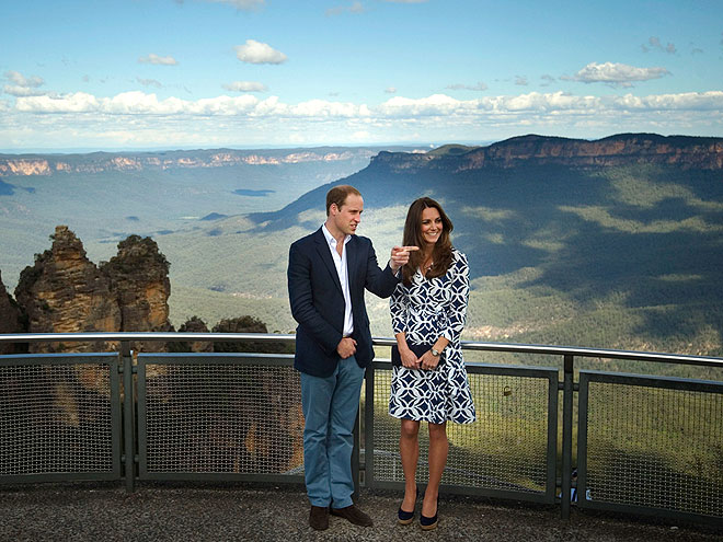 BLUE MOUNTAINS MAJESTY photo | Prince William
