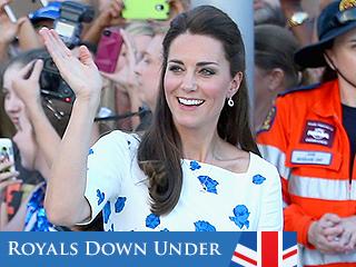 Will & Kate's Tour de 'Force' | Kate Middleton