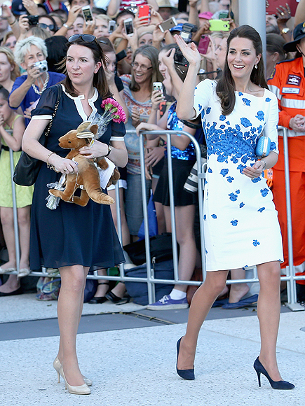 WEEKEND WARRIOR photo | Kate Middleton