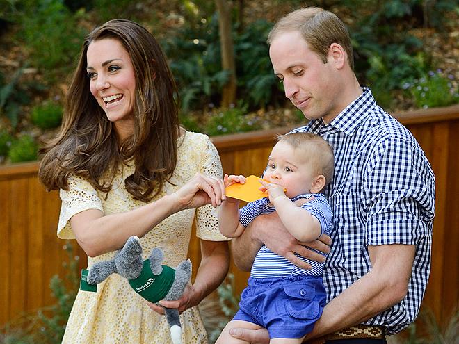 BITE SIZE photo   Kate Middleton, Prince William