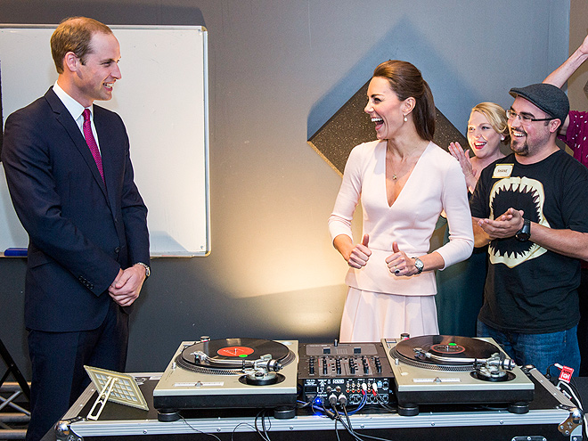 MUSIC MAKERS photo | Kate Middleton, Prince William