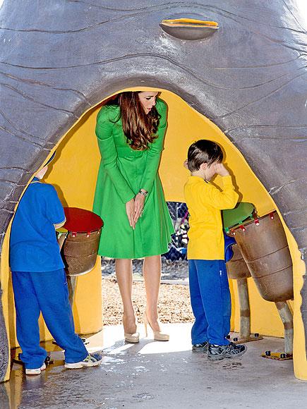 PARK PLAY photo | Kate Middleton