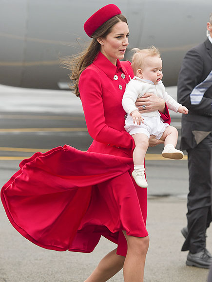 FRONT AND CENTER photo | Kate Middleton, Prince William