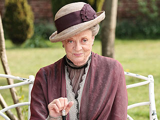 In Honor of Maggie Smith's Birthday, Her Best Downton Zingers | Downton Abbey, Maggie Smith