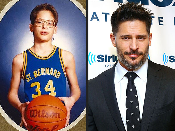 8 Celebrities Who Went Through a Seriously Awkward Phase | Joe Manganiello