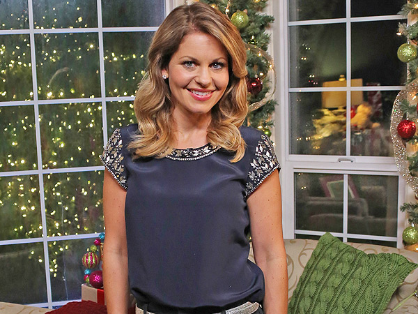 Candace Cameron Bure Talks 'Full House' Reunion