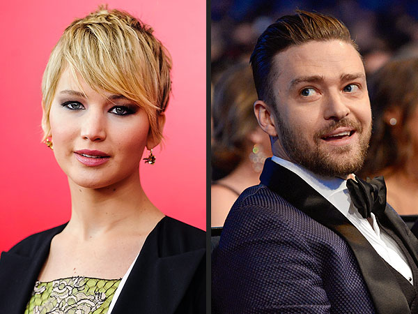 Love Is in the Air: Stars Reveal Their 2013 Celebrity Crushes | Jennifer Lawrence, Justin Timberlake
