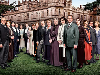PEOPLE's TV Critic on Downton Season 4: The Old House Is Starting to Creak | Downton Abbey