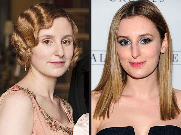 Downton Abbey: See the Cast Out of Costume| Downton Abbey, TV Series