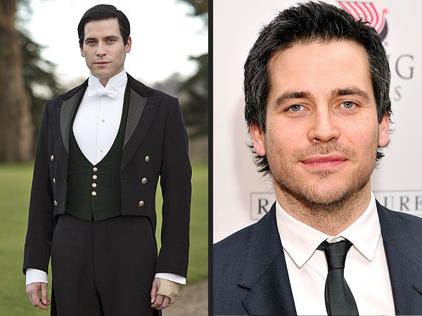 Downton Abbey: See the Cast Out of Costume| Downton Abbey