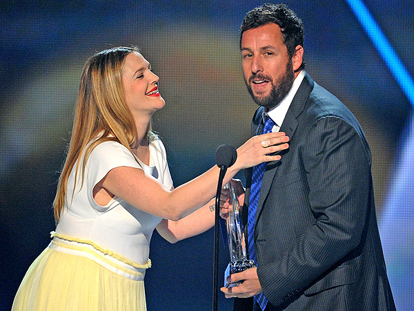 Drew Barrymore People's Choice Awards