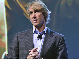 Michael Bay Walks Offstage at Tech Conference | Michael Bay