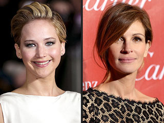 Jennifer Lawrence & Julia Roberts Among Names Added to SAG Presenters List | Golden Globes, Jennifer Lawrence, Julia Roberts