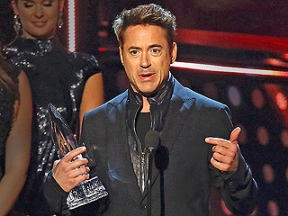 Why Robert Downey Jr. Is Our Award Show Superhero