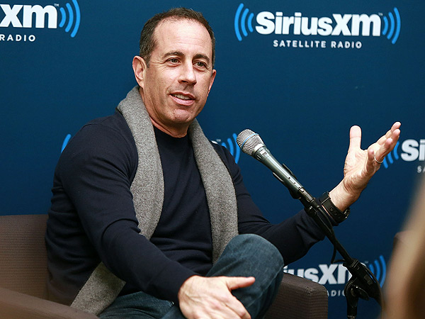 Jerry Seinfeld and Larry David Are Teaming Up Again