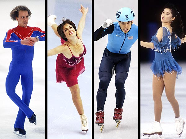 Skating Greats Share Olympic Memories and Advice for Sochi's Athletes | Apolo Anton Ohno, Dorothy Hamill, Kristi Yamaguchi, Scott Hamilton