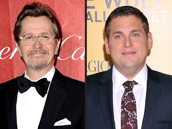 12 Acclaimed Actors with Fewer Oscar Nominations Than Jonah Hill | Gary Oldman, Jonah Hill