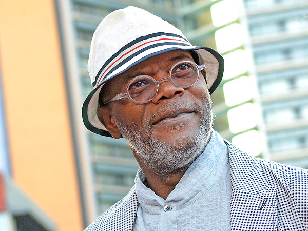 Samuel L. Jackson vs. Donald Trump: Presidential Hopeful's Latest Feud Is Over Cheating at Golf | Samuel L. Jackson