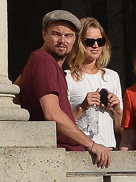 Leonardo DiCaprio Playing with a Water Gun Is the New Leonardo DiCaprio Walking Down the Street Meme| Around the Web, Leonardo DiCaprio