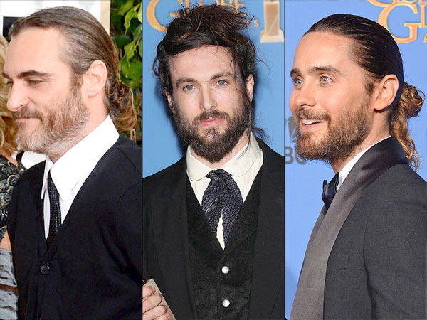 Jared Leto's Man Bun on Other Celebrities
