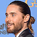 What If George, Leo and Ben Stole Jared Leto's Man-Bun Style? (PHOTOS)