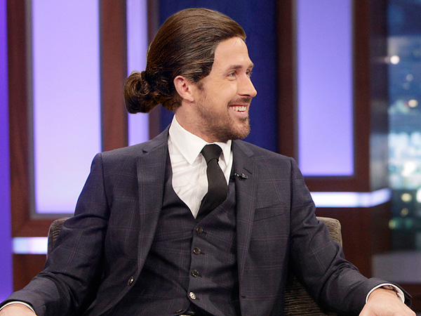 What If George, Leo and Ben Stole Jared Leto's Man-Bun Style? (PHOTOS)| Jared Leto