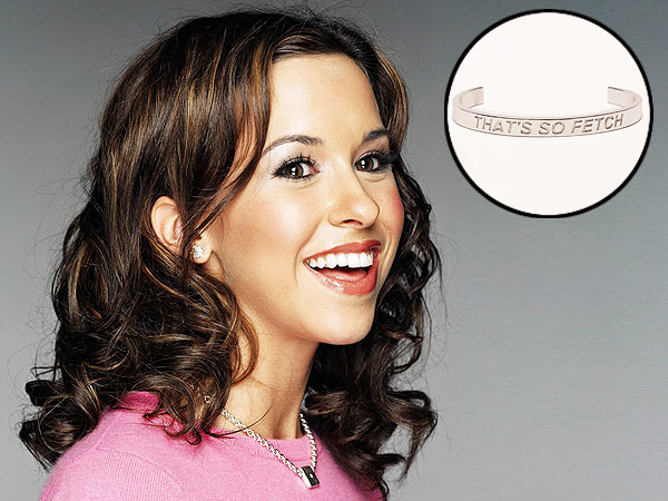 This Mean Girls Jewelry Line Is So Fetch | Mean Girls, Lacey Chabert