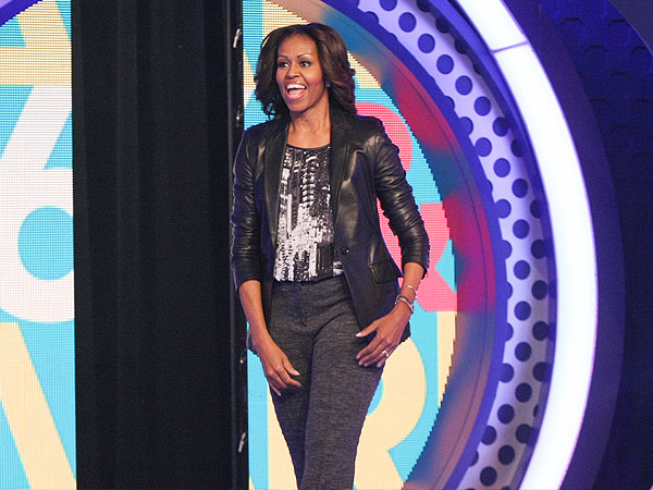 Michelle Obama Turns 50 and Flaunts It – with Her AARP Card (PHOTO) | Michelle Obama