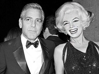 PHOTOS: Marilyn Monroe Dates George Clooney, Plus 12 More Imagined Power Couples