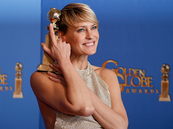 30 Years of Robin Wright Being Amazing: A Look Back in Photos