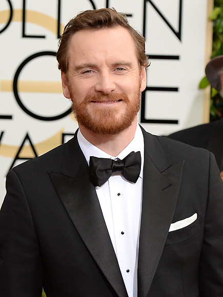 Michael Fassbender Quips: 'I Studied Ashton Kutcher' While Preparing for Steve Jobs Role | Michael Fassbender