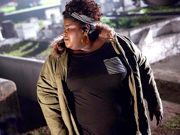 Gabourey Sidibe on That Time She and Her Coven Castmates Got into a Bar Brawl | Gabourey Sidibe